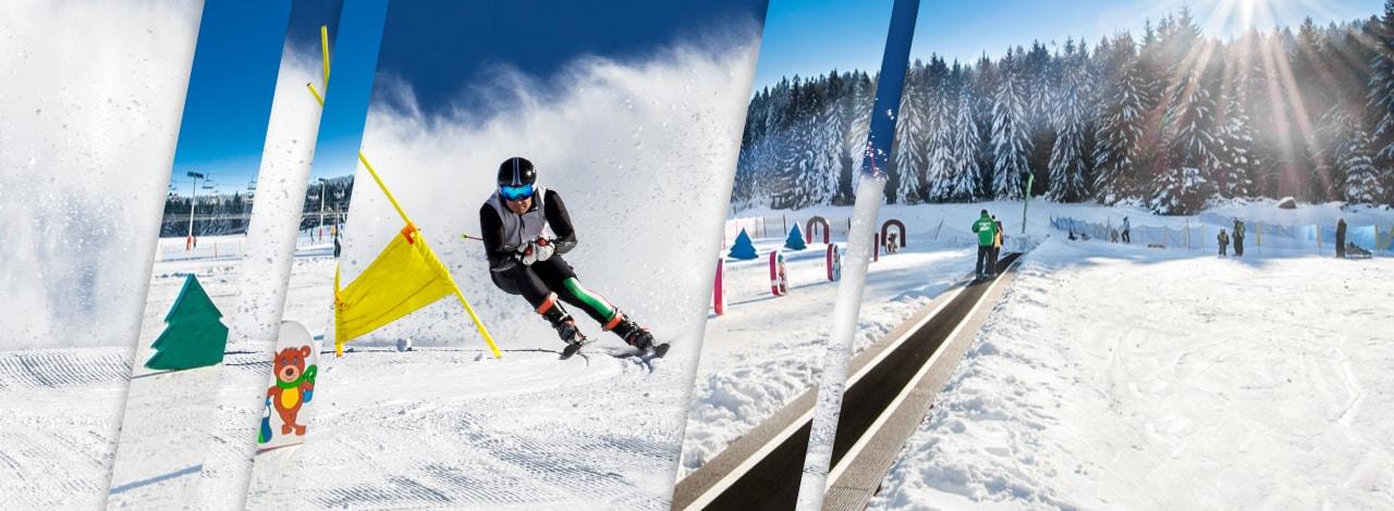 W 2019 nauczę się jeździć na nartach lub desce!