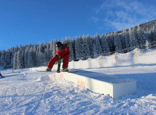 Snowpark Czarna Góra