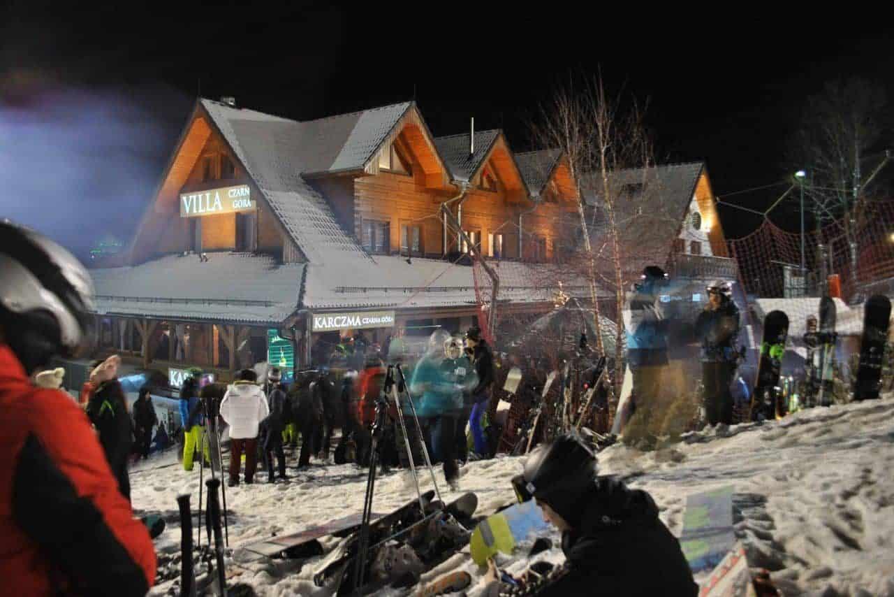 Apres-ski Czarna Góra Resort