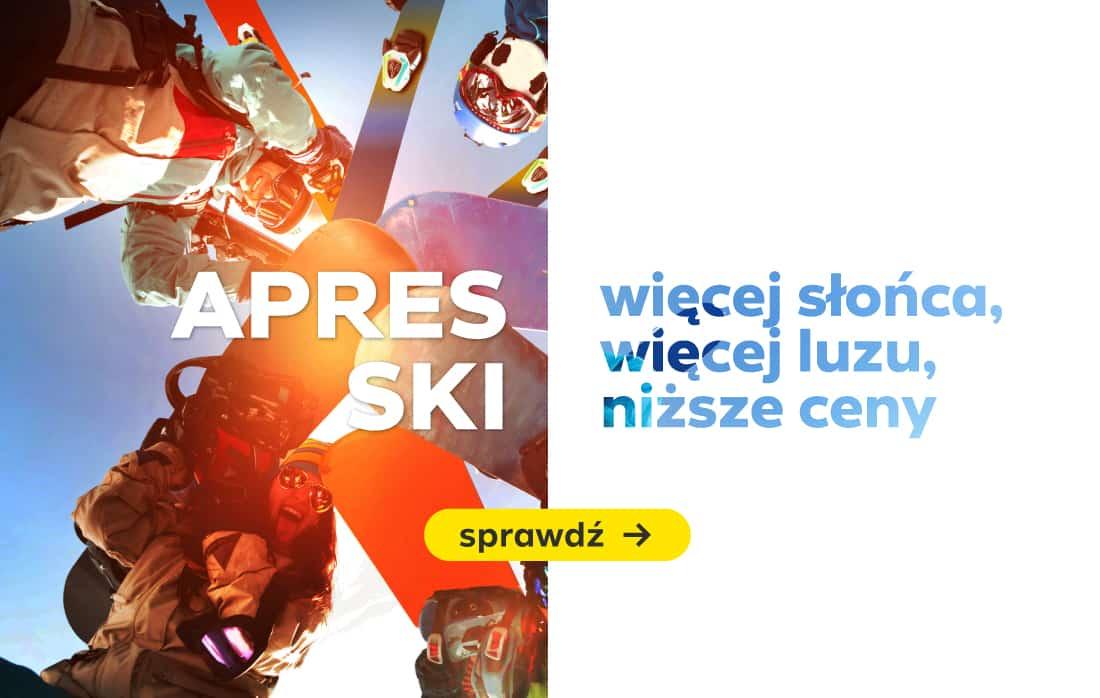 Apres-ski w Czarna Góra Resort