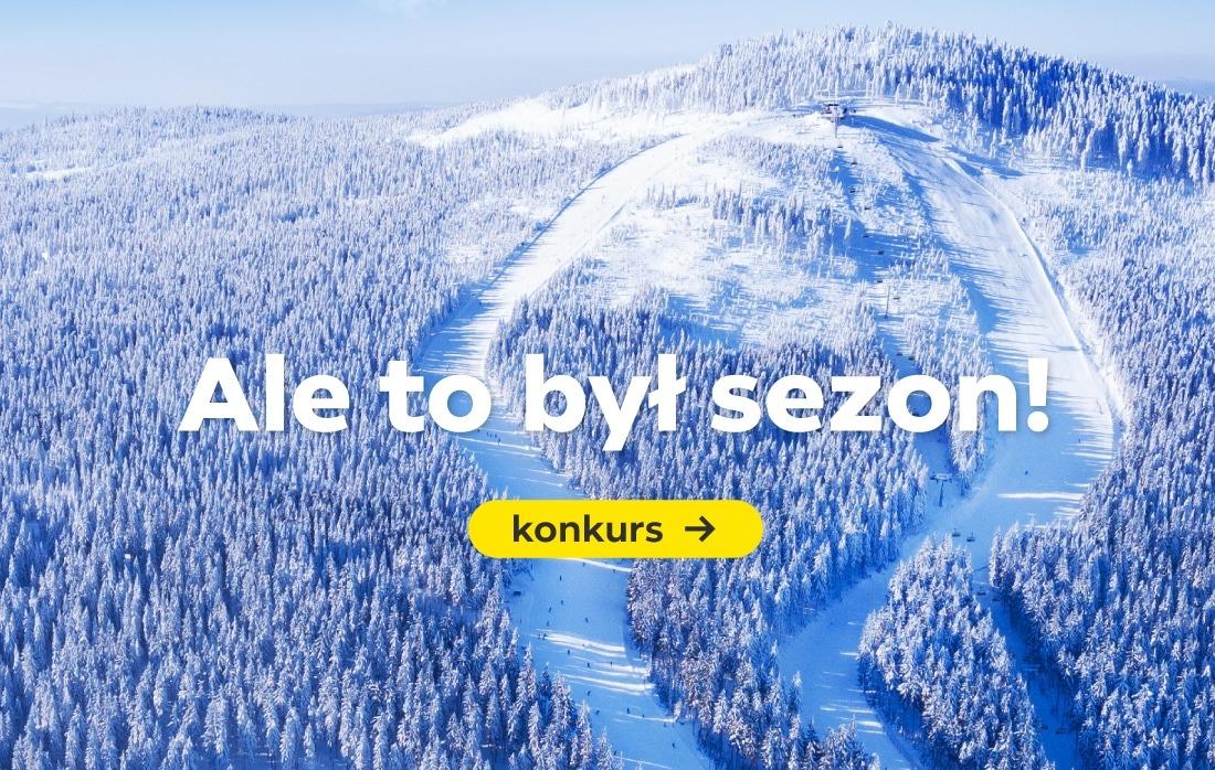 Zakończenie sezonu narciarskiego 2018/2019 w Czarna Góra Resort