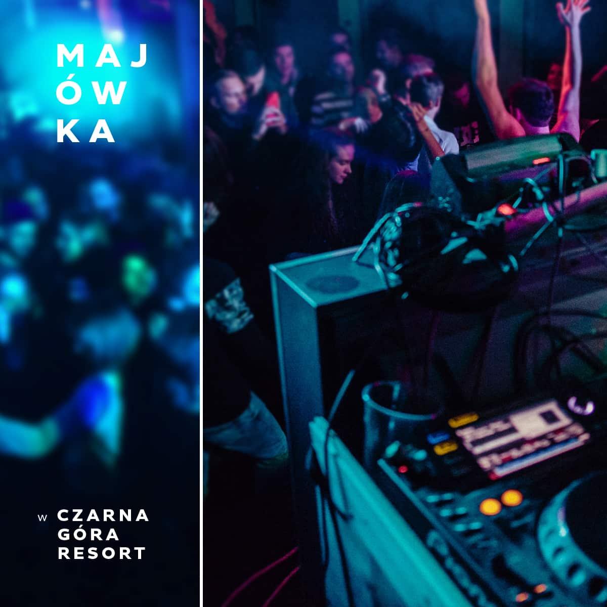 DJ Skibar Summer Party | Majówka w Czarna Góra Resort
