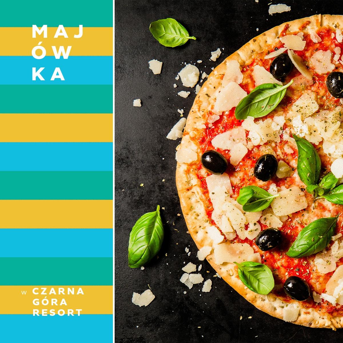 Festiwal Pizzy w LaSienna | Majówka w Czarna Góra Resort