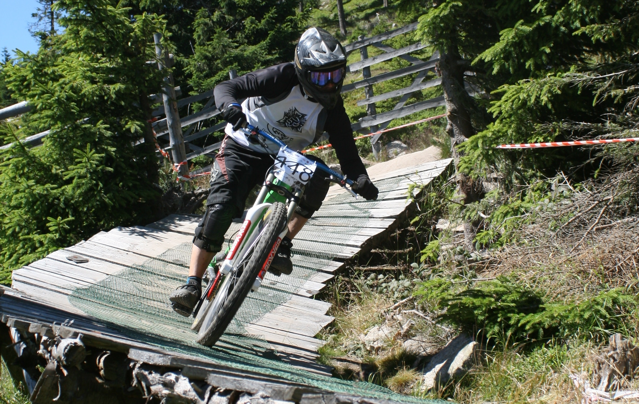 Park Rowerowy Bike Park Czarna Góra