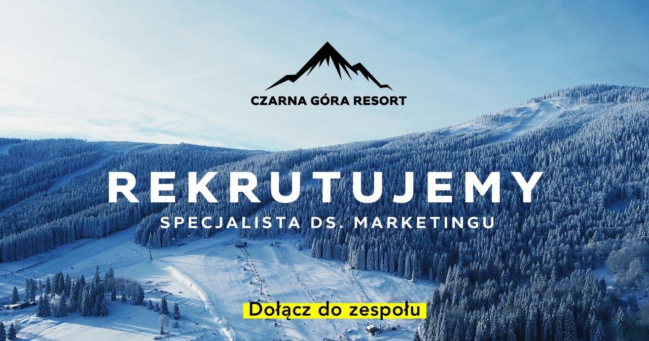 Pracuj w Czarna Góra Resort