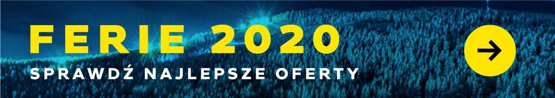 Narciarskie Ferie 2020 w Czarna Góra Resort