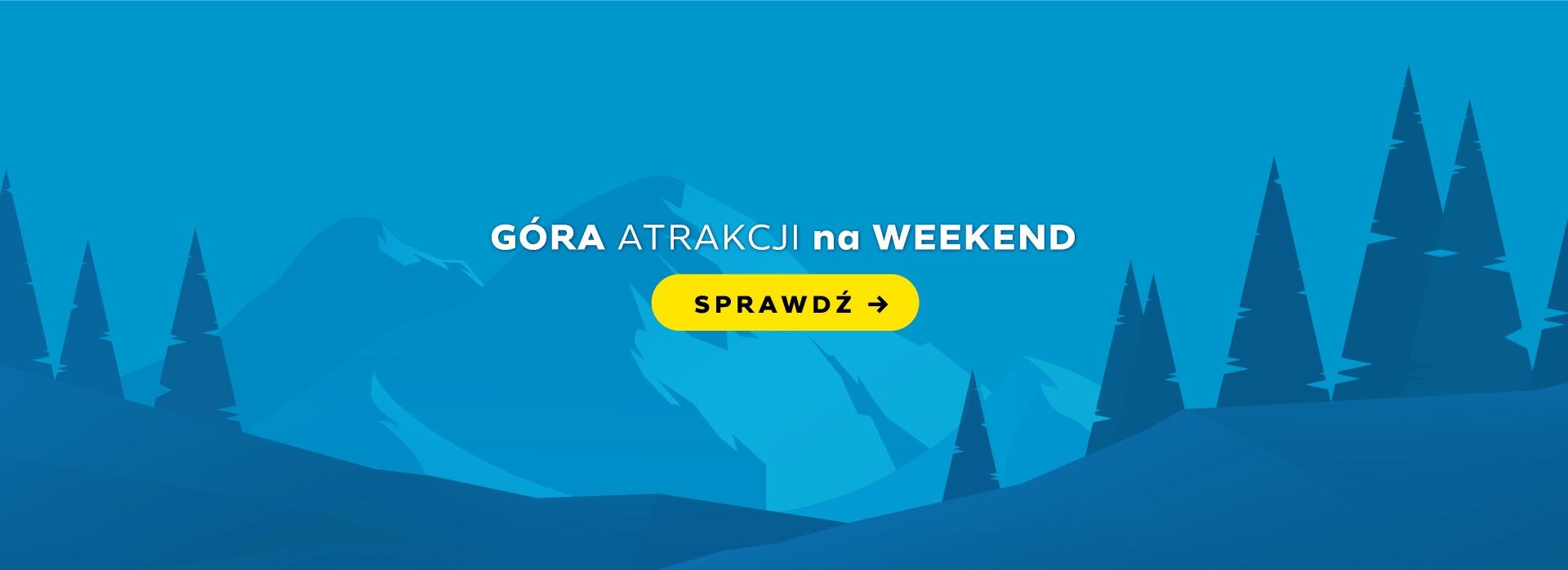 Góra Atrakcji na Weekend w Czarna Góra Resort - Ski i Apres-ski